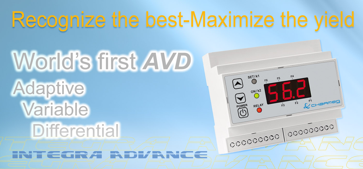 AVD Differential Thermostats
